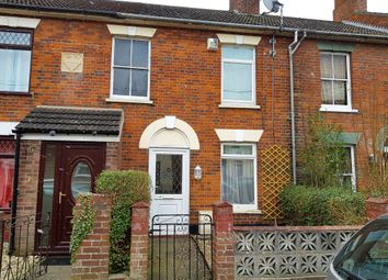 Thumbnail 2 bed terraced house for sale in Denmark Road, Beccles