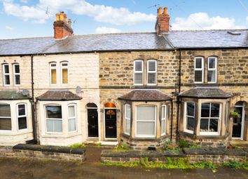 Thumbnail 2 bed terraced house for sale in Grove Park Walk, Harrogate