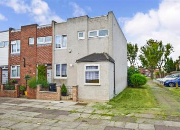 Thumbnail 3 bedroom end terrace house for sale in Woodman Path, Hainault, Ilford, Essex