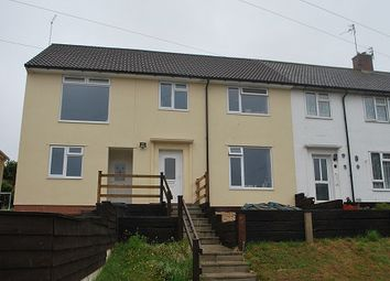 Thumbnail 3 bed terraced house to rent in Colleton Close, Exmouth