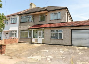 Thumbnail 5 bedroom semi-detached house for sale in Park Lane, Harrow, Middlesex