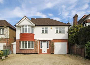 Thumbnail 4 bed property to rent in The Avenue, Sunbury-On-Thames