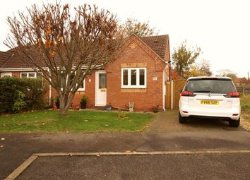 Thumbnail 2 bed bungalow for sale in Barley Close, Hibaldstow, Brigg