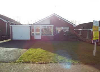 Thumbnail 3 bed bungalow to rent in Woodside, Ashby De La Zouch
