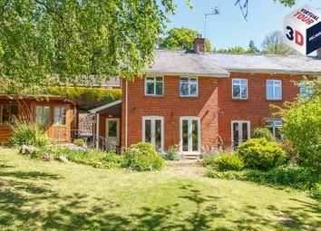 Thumbnail 4 bed semi-detached house for sale in Threshers, Crediton