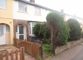 3 bed terraced house to rent in Oak Road, Shortstown, Bedford MK42