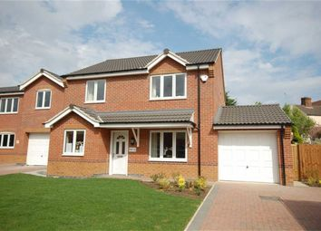 Thumbnail 4 bedroom detached house for sale in Greenhill Lane, Leabrooks, Alfreton