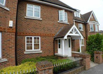 Thumbnail 2 bed flat to rent in High Court, Byfleet, Surrey