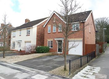 Thumbnail 4 bedroom detached house for sale in Portland Way, Clipstone Village, Mansfield