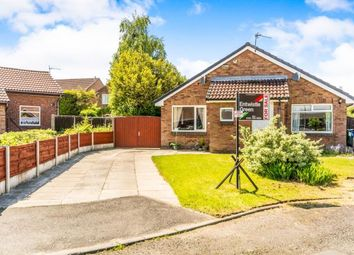 Thumbnail 1 bed bungalow for sale in Tipton Close, Radcliffe, Manchester, Greater Manchester