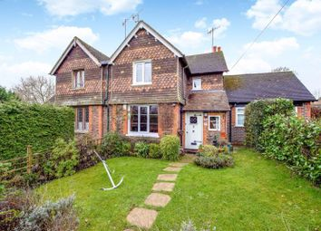 Thumbnail 2 bed semi-detached house for sale in Norwood Hill Road, Charlwood, Horley