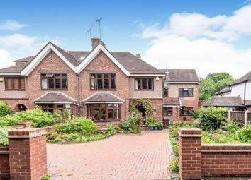 4 bed semi-detached house for sale in Crescent Road, Rowley Park, Stafford, Staffordshire ST17