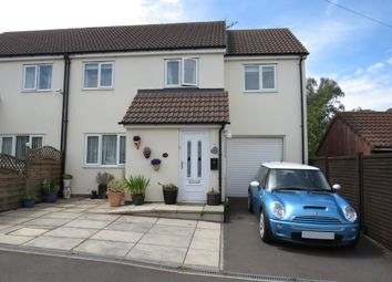 Thumbnail 3 bed semi-detached house for sale in Marshfield Road, Minehead