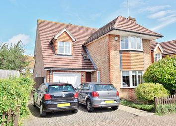 Thumbnail 4 bed detached house for sale in Superior Drive, Green Street Green, Orpington