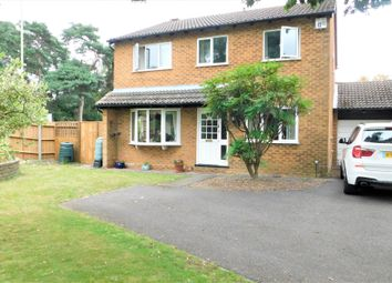 Thumbnail 4 bed detached house to rent in York Close, Whitehill
