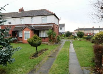 Thumbnail 3 bed end terrace house for sale in Chapel Lane, Thurnscoe, Rotherham, South Yorkshire
