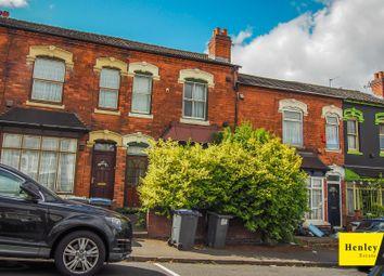 Thumbnail 3 bed terraced house for sale in Minstead Road, Erdington, Birningham