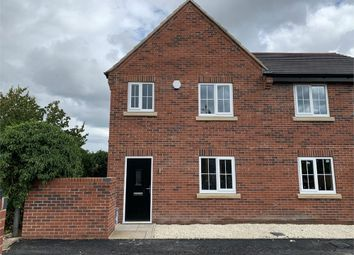 Thumbnail 3 bedroom semi-detached house for sale in Lime Tree Mews, Worksop, Nottinghamshire