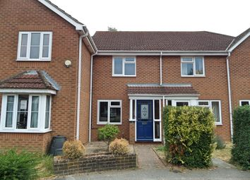 Thumbnail 2 bed terraced house to rent in Churchwood Drive, Tangmere, Tangmere, Chichester