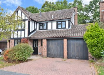 Thumbnail 4 bed detached house to rent in Tenby Road, Frimley, Camberley
