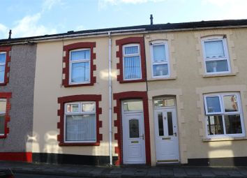 Thumbnail 3 bed terraced house for sale in Elm Street, Aberbargoed, Bargoed