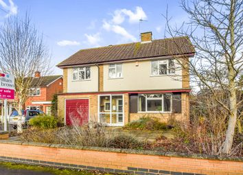 Thumbnail 4 bed detached house for sale in Beeby Road, Scraptoft, Leicester