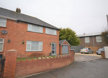 3 bed semi-detached house for sale in The Avenue, Rumney, Cardiff. CF3