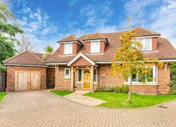 Thumbnail 4 bed detached house to rent in Orchard Close, Walton-On-Thames
