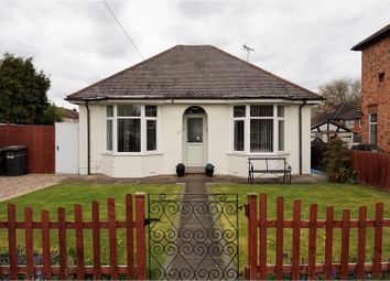 Thumbnail 2 bed detached bungalow for sale in Hobson Road, Off Abbey Lane