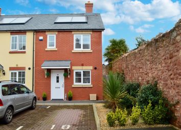 Thumbnail 2 bed end terrace house for sale in Blacksmith Close, Williton