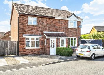 Thumbnail 3 bed semi-detached house to rent in Grasslands, Aylesbury