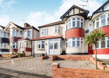 Thumbnail 4 bed semi-detached house for sale in Hillington Gardens, Woodford Green