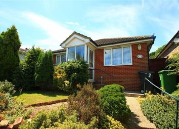 Thumbnail 2 bed detached bungalow for sale in Cooper Rise, St Leonards-On-Sea, East Sussex
