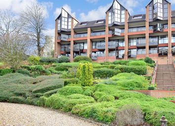 Thumbnail 2 bed flat for sale in Esplanade, Rochester, Kent