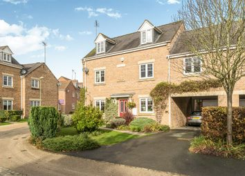 Thumbnail 4 bed link-detached house for sale in Hart Close, Banbury