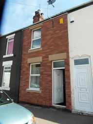Thumbnail 2 bed terraced house to rent in Dockin Hill Road, Doncaster