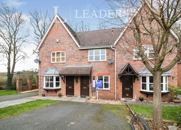 Thumbnail 2 bed town house to rent in Woodland Grange, Bromsgrove