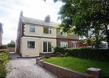 Thumbnail 3 bed semi-detached house to rent in Hawarden Road, Penyffordd