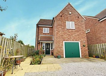 Thumbnail 4 bed semi-detached house for sale in Riseway, Long Riston, Hull