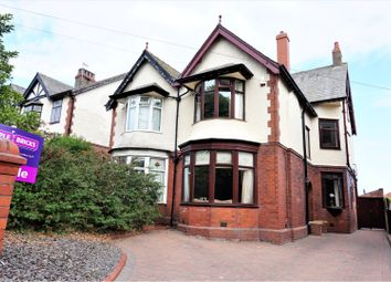 Thumbnail 4 bed semi-detached house for sale in Fairfield Lane, Barrow-In-Furness
