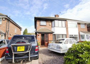 Thumbnail 3 bed semi-detached house to rent in Briarfield Avenue, Widnes
