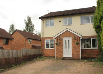 Thumbnail 4 bed semi-detached house for sale in Garrick Drive, Thornhill, Cardiff