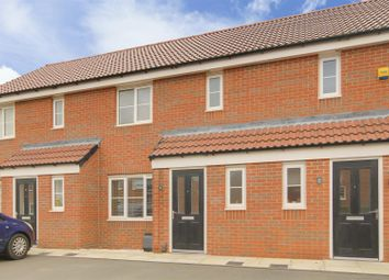 Thumbnail 3 bed town house for sale in Mustang Close, Hucknall, Nottinghamshire