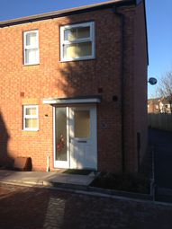 Thumbnail 2 bedroom end terrace house for sale in Northumberland Way, Walsall