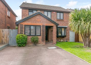 Thumbnail 4 bed detached house for sale in The Mead, Leybourne, West Malling