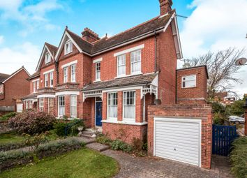 Thumbnail 6 bed semi-detached house for sale in Enys Road, Eastbourne