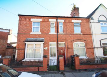 Thumbnail 3 bed end terrace house for sale in Bridge Road, Leicester