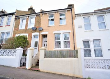 Thumbnail 3 bed terraced house for sale in Cromer Road, Rochester, Kent