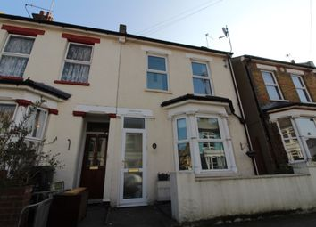 Thumbnail 4 bed end terrace house for sale in Lynton Road South, Gravesend