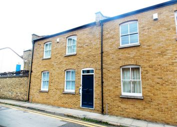 Thumbnail 2 bed end terrace house to rent in Steels Lane, London
